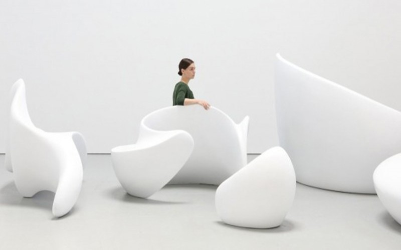 Les sculptures de Marie Khouri
