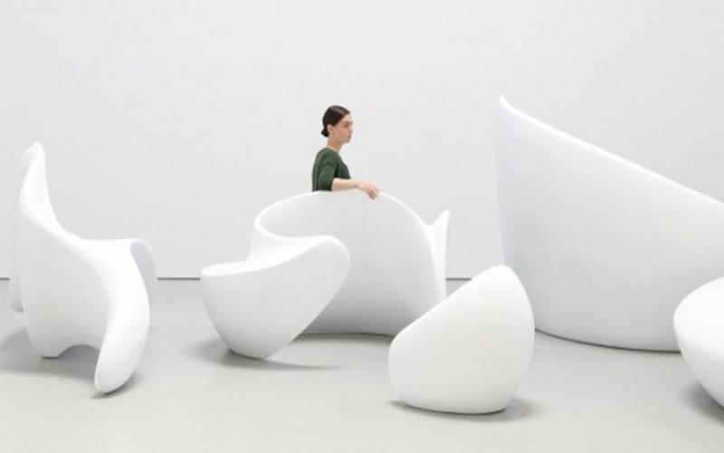 Скульптуры Марии Кури