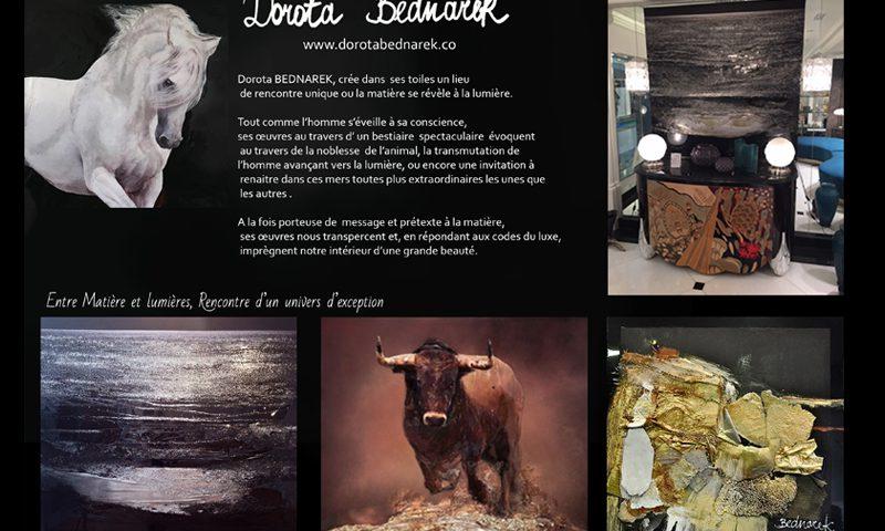 EXPOSITION Dorota Bednarek
