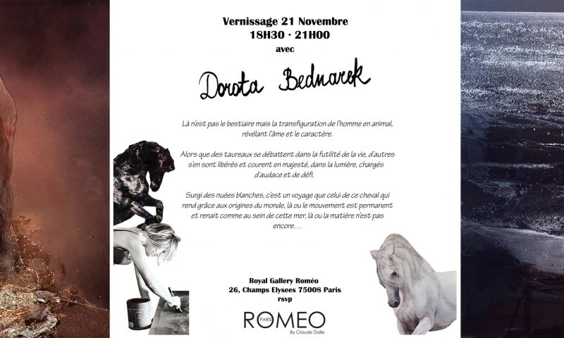 Vernissage Royal Gallery